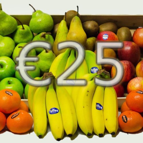 25 fruit delivery dublin