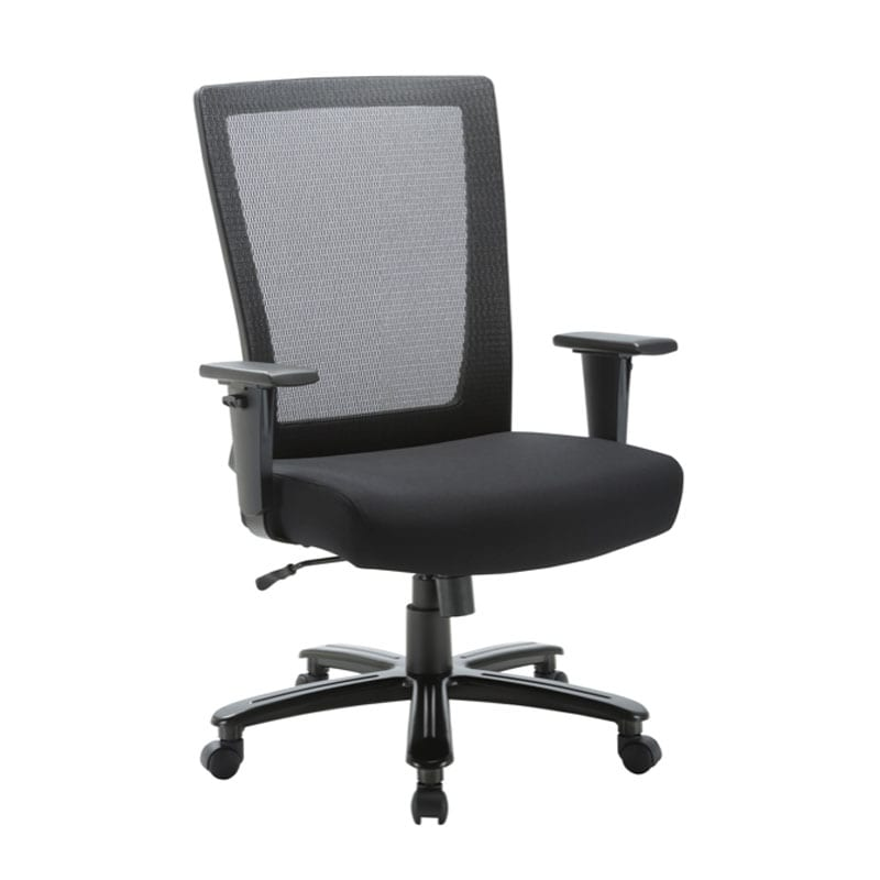executive mesh office chair the chords big tall back task furniture ez