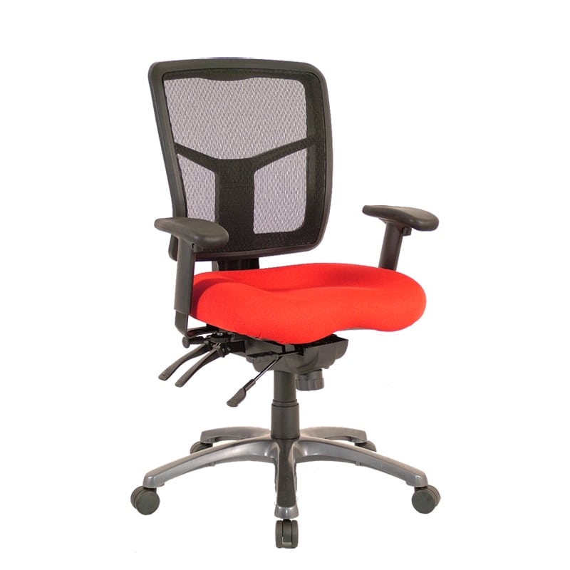 ergonomic chair used wedding cover hire burton on trent office furniture store new denver ez chairs