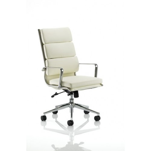 office chair uk steel easy online savoy high back leather chairs