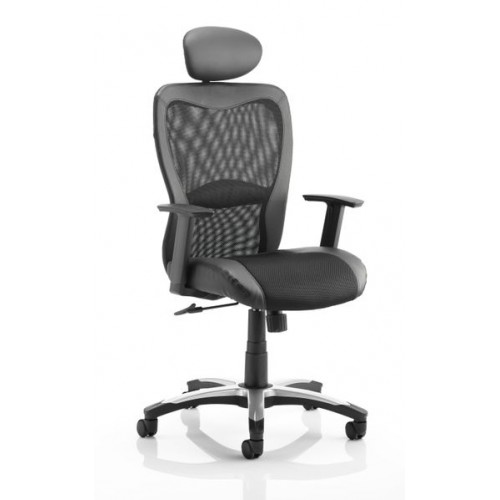 white mesh office chair uk giant camping victor ii with headrest chairs