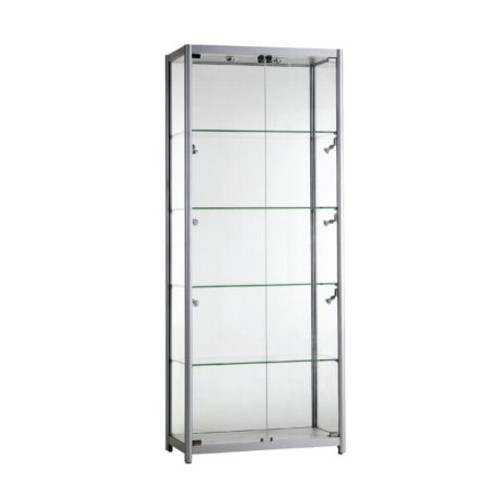 Panoramic Glass Display Case  Cheap Display Cases