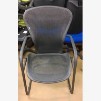 Herman Miller Aeron Meeting Chairs - Used & Second Hand ...