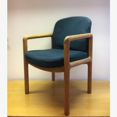 Co Design Office Chairs Baseball Glove Leather Chair Gordon Russell - 2nd Hand From £90 + Vat