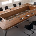 Home gt meeting table gt imeet modern conference table by las mobili