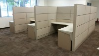 Office Cubicles Used Liquidation, Refurbished Office ...