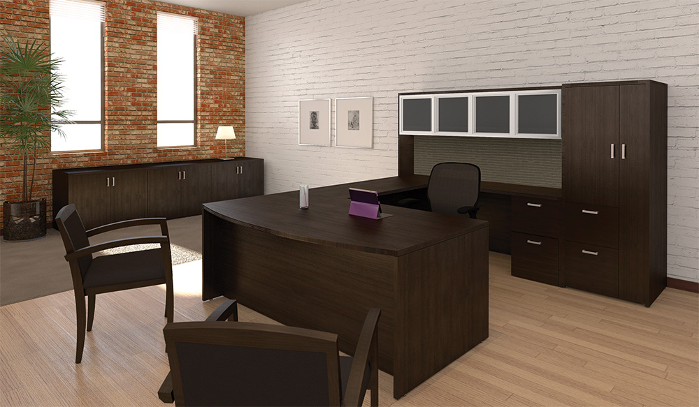Office Furniture NOW Seating Products  Amber UShaped