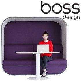 Boss Design Cocoon Acoustic Pod  Boss Design Cocoon
