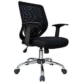 white mesh office chair uk folding go outdoors essentials chairs less 100