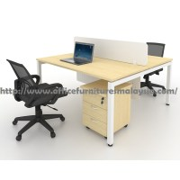 4ft Modern Office Partition Workstation Table - Office ...