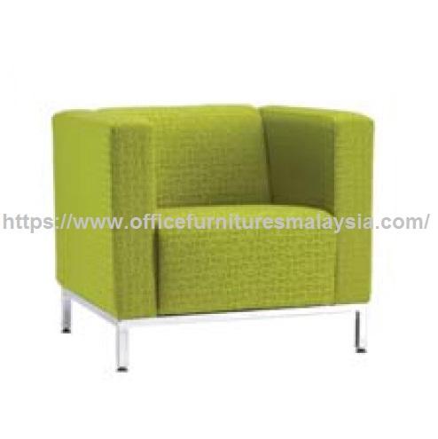 single sofa design traditional sofas for small rooms simple office seater guest chair guess pejabat kerusi cantik online shop malaysia kajang