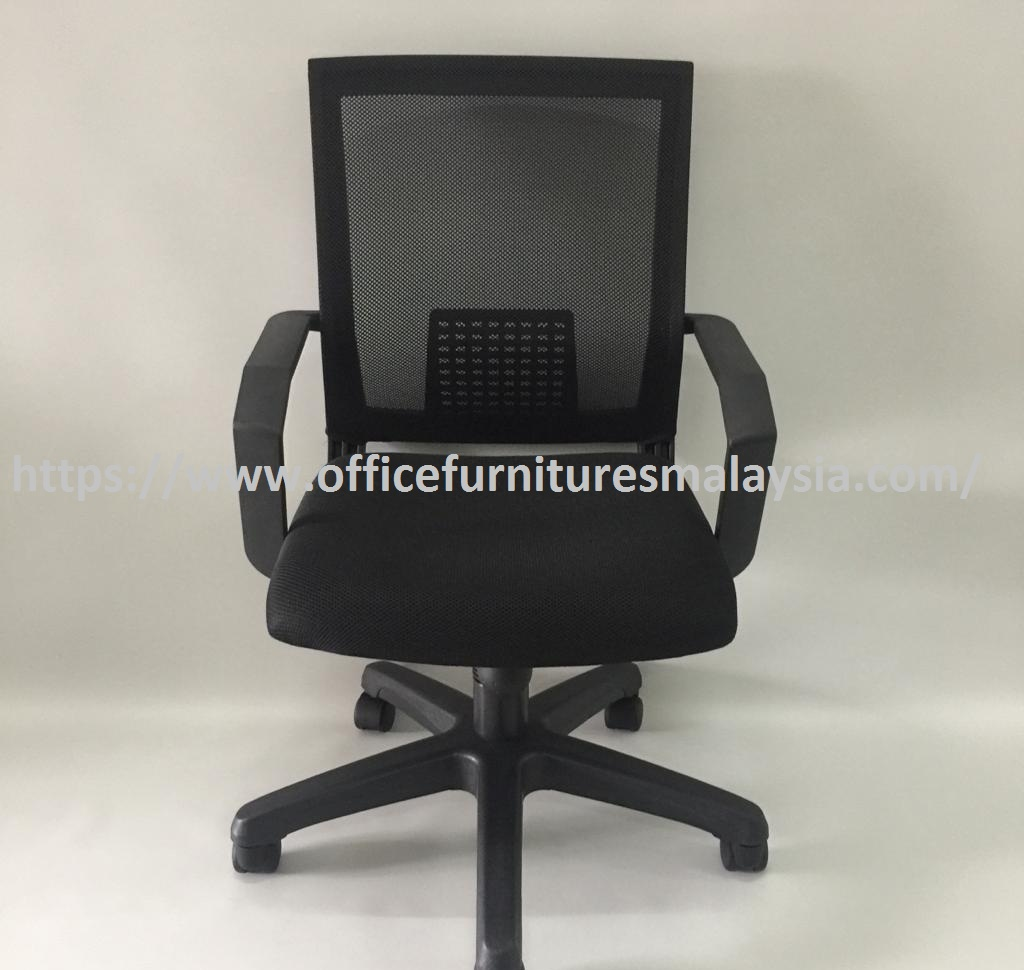 Best Budget Office Computer Low Back Mesh Chair  kerusi