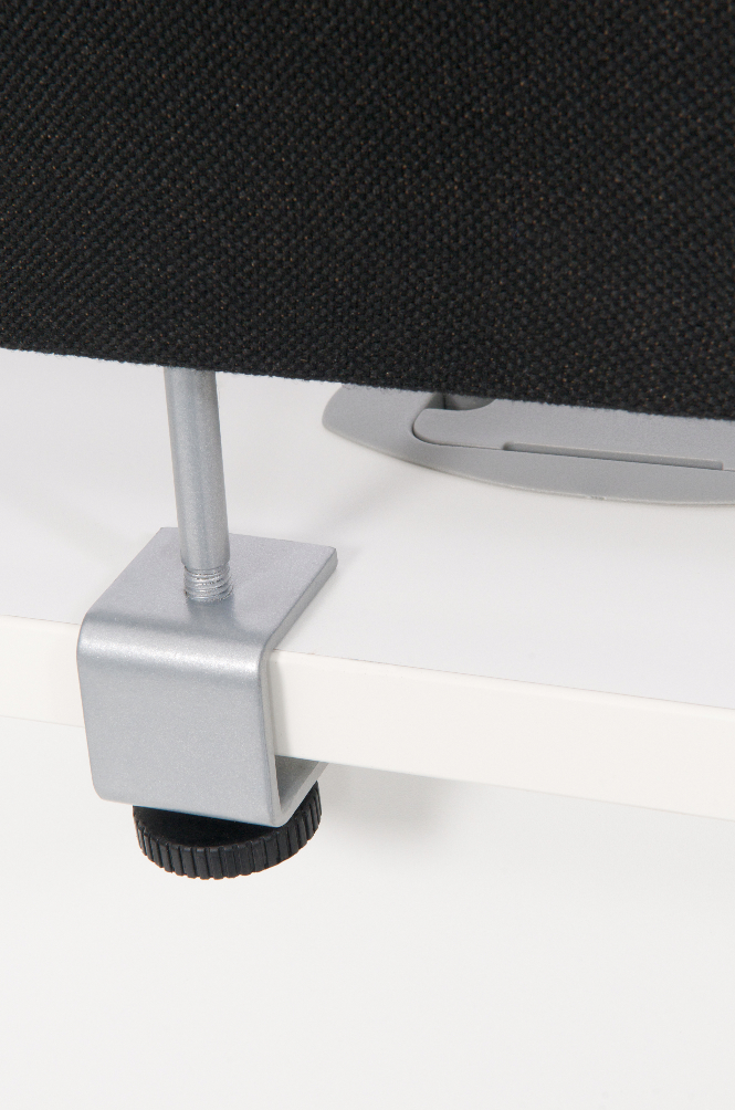 Desk mounted screen  Office Furniture Solutions 4U
