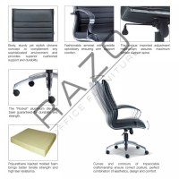 Low Back Executive Chair | Office Chair -E1063H