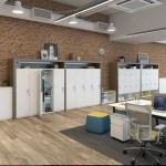 Modern Office Storage Office Interiors