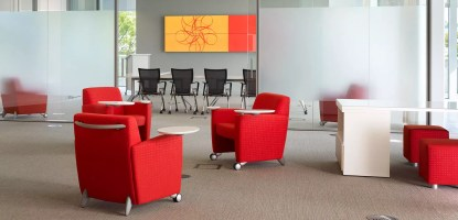 Lounge Seating   Office Interiors