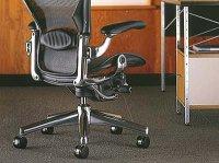 Aeron Chair by Herman Miller: Basic  Height and Tilt ...