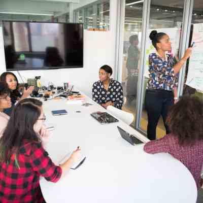 Image of productive employees