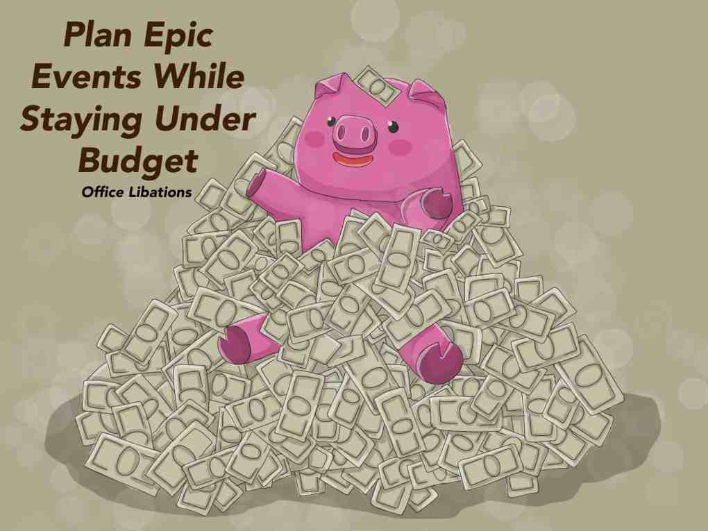 image of party planning under budget