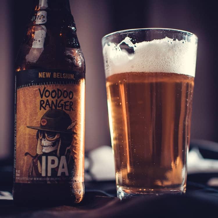 image of voodoo ranger IPA
