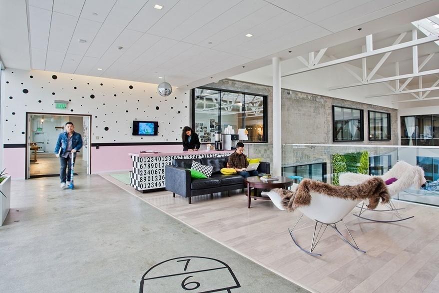 Inside Airbnbs Beautiful San Francisco Headquarters