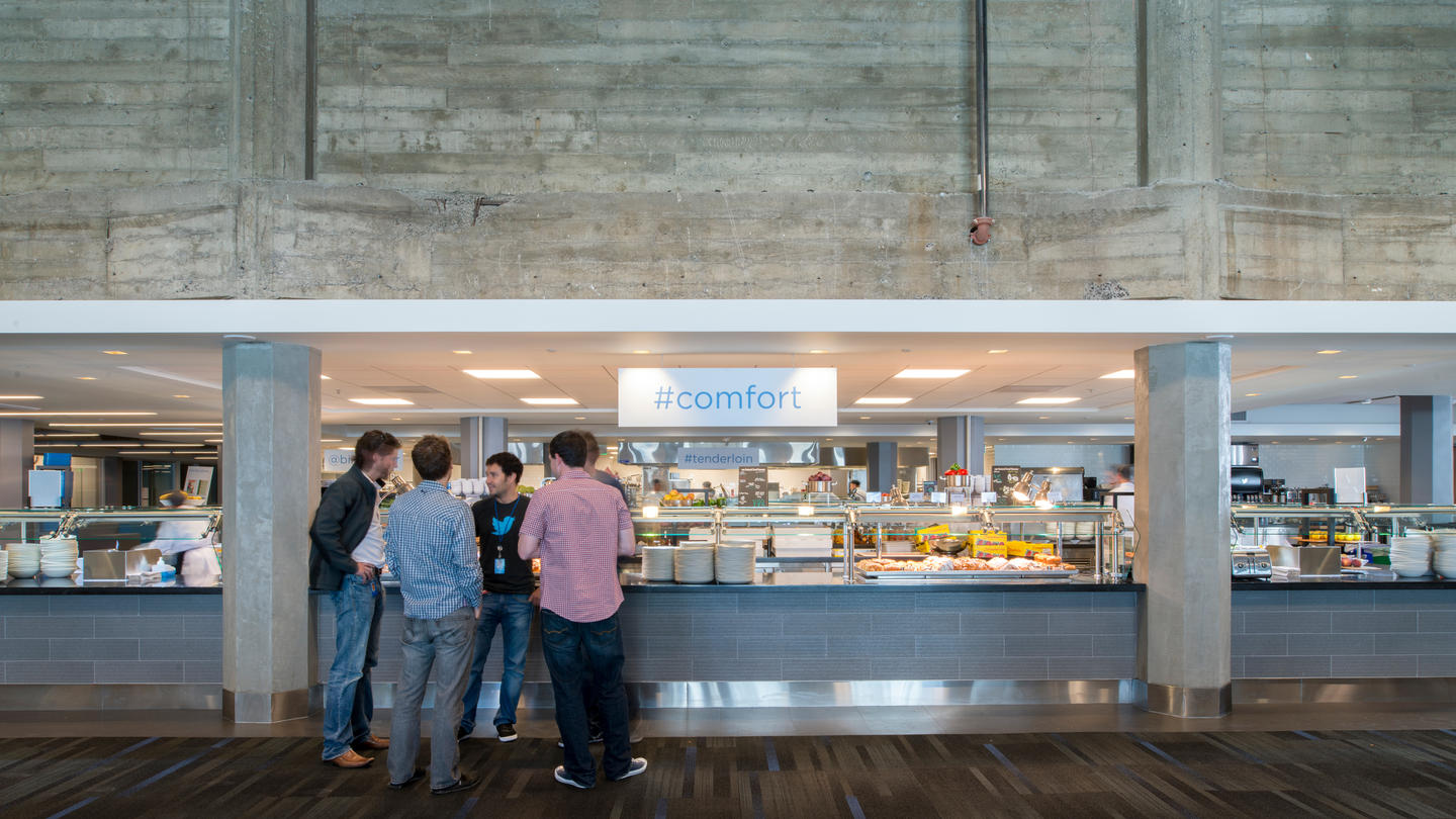 Take a Tour of Twitters San Francisco Headquarters
