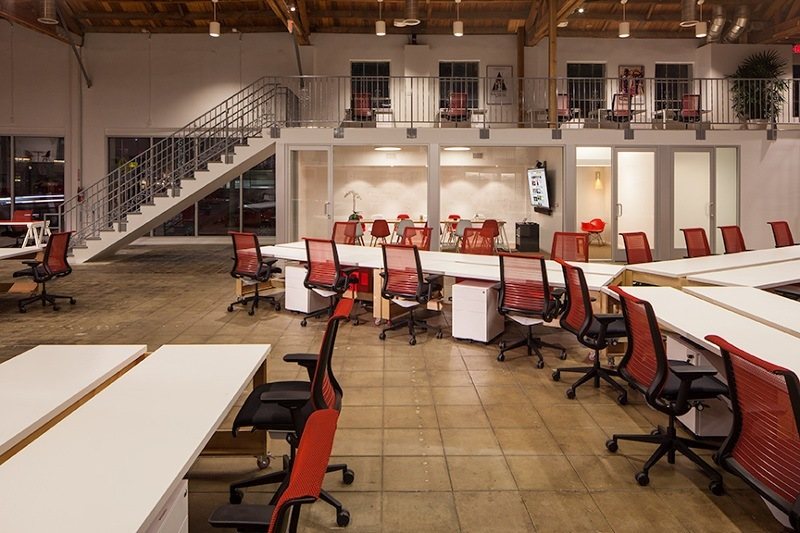 BuzzFeeds Stylish Los Angeles Offices  Officelovin