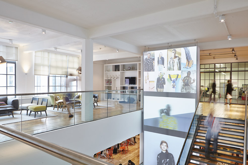 Asos Headquarters By Morey Smith Officelovin
