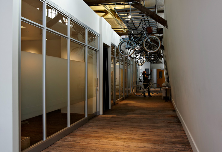 IDEO San Francisco Offices by Jensen Architects  Officelovin