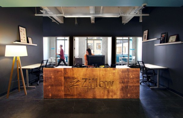 zillow design living room ideas Inside Zillow's San Francisco Offices - Officelovin'