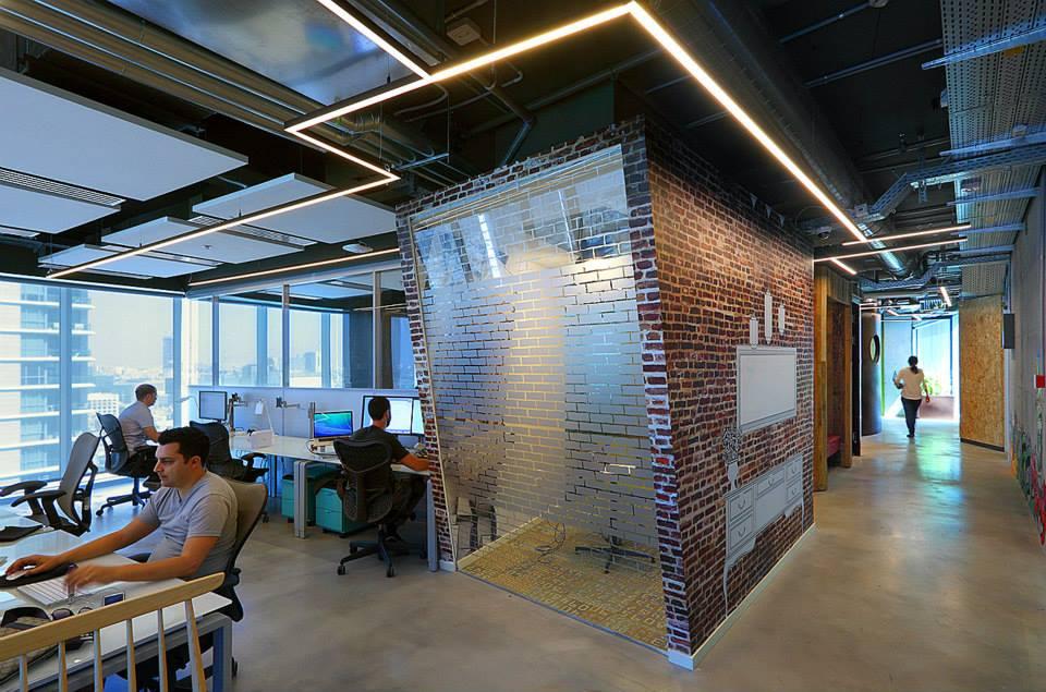 Autodesks New Tel Aviv Offices Officelovin