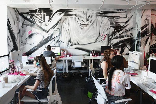 New York Office Interior Design Magazine