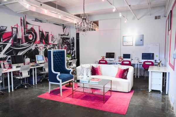 Magazine Offices New York City