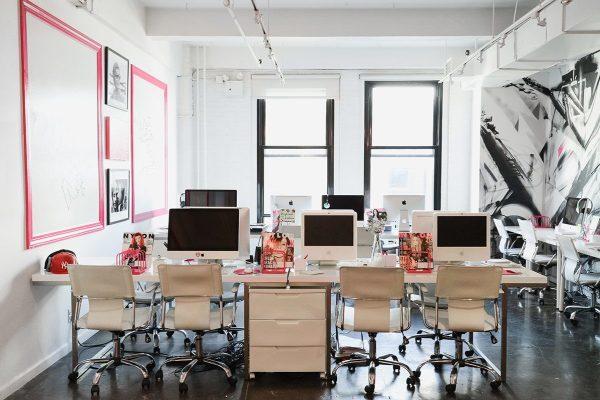 Nylon Magazine York City Offices - Officelovin'