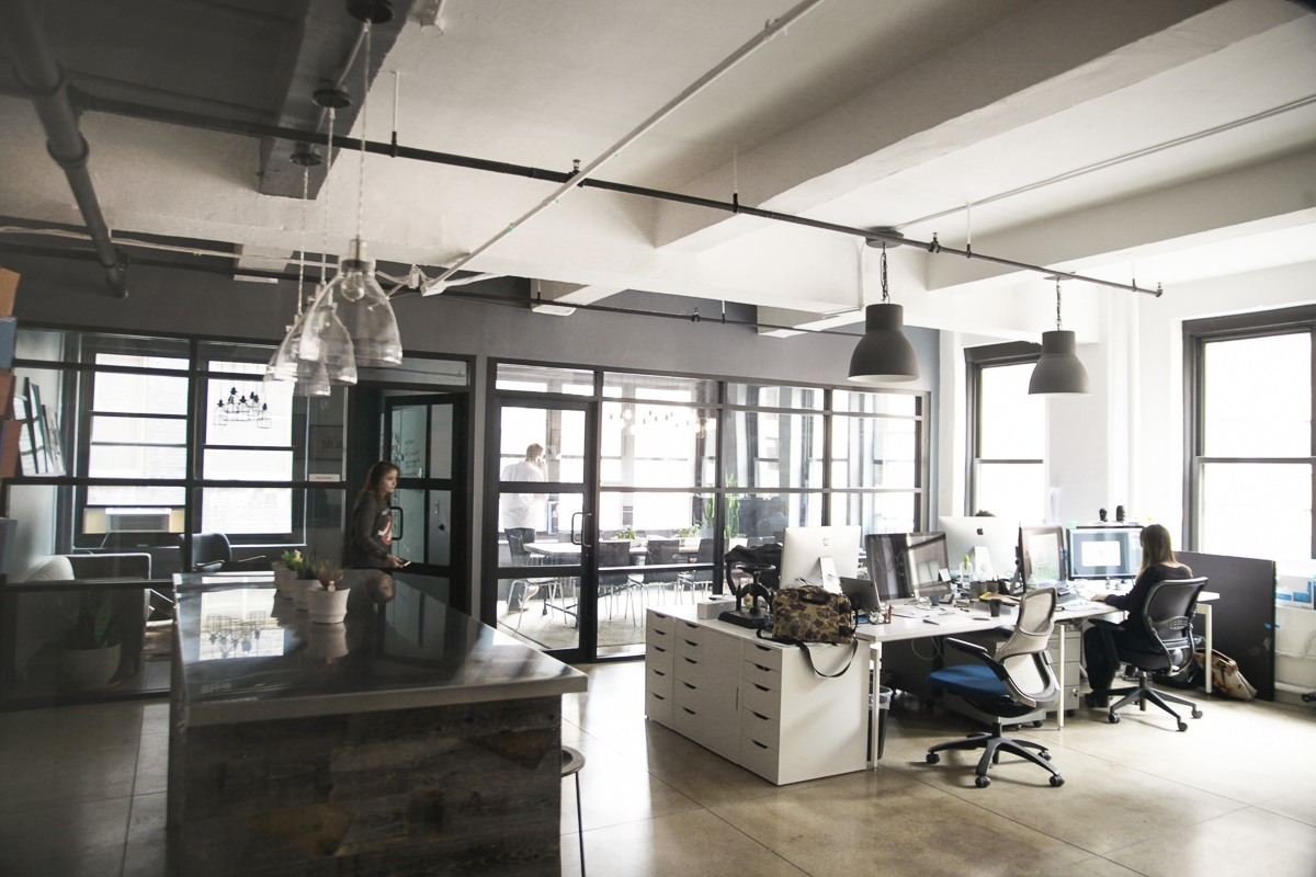 The Binderys New York City Office  Officelovin
