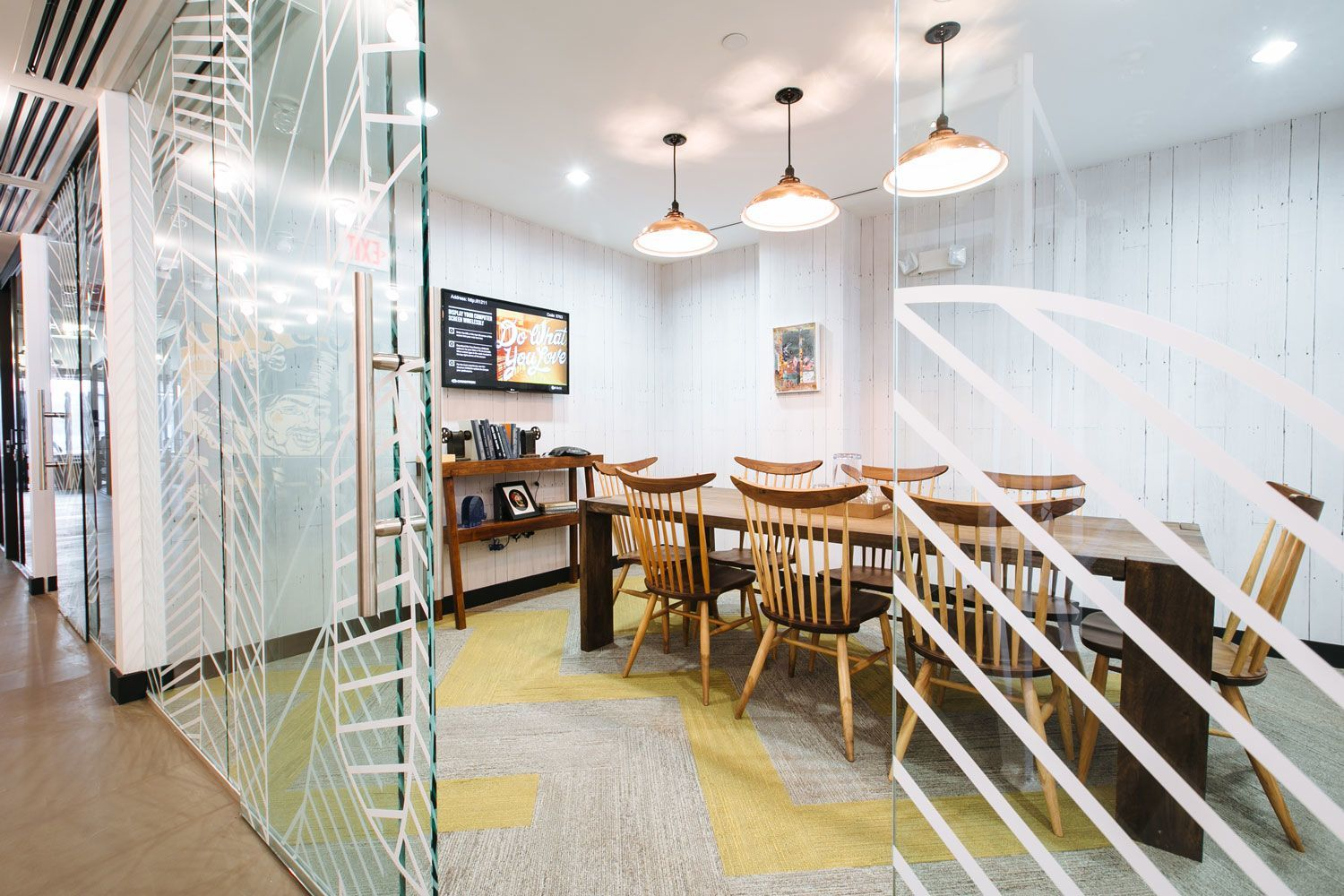 WeWork Bostons South Station Officelovin