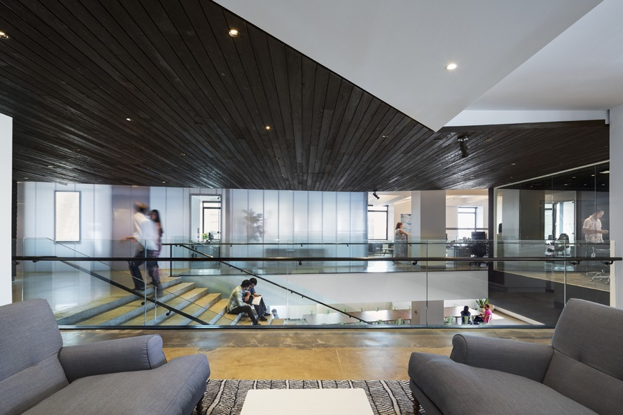 Take a Look at Droga5s New York City Headquarters