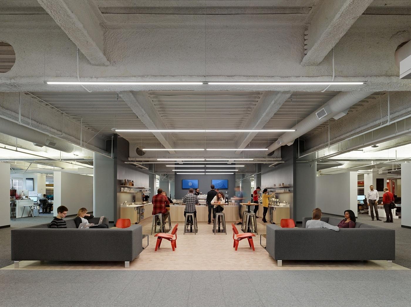 A Look Inside Squares San Francisco Headquarters