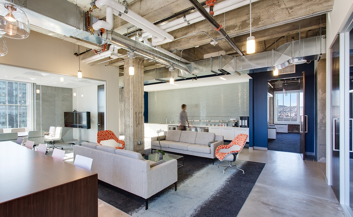 Inside Software AGs New San Francisco Office  Officelovin