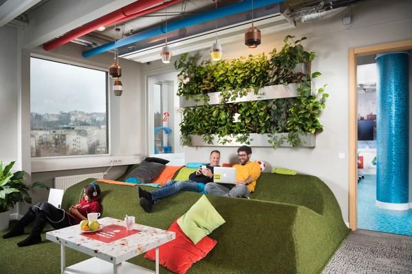 Google Amazing Budapest Office - Officelovin'