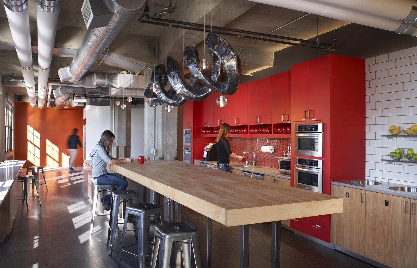 A Look Inside Jump Tradings Elegant Chicago Office  Officelovin