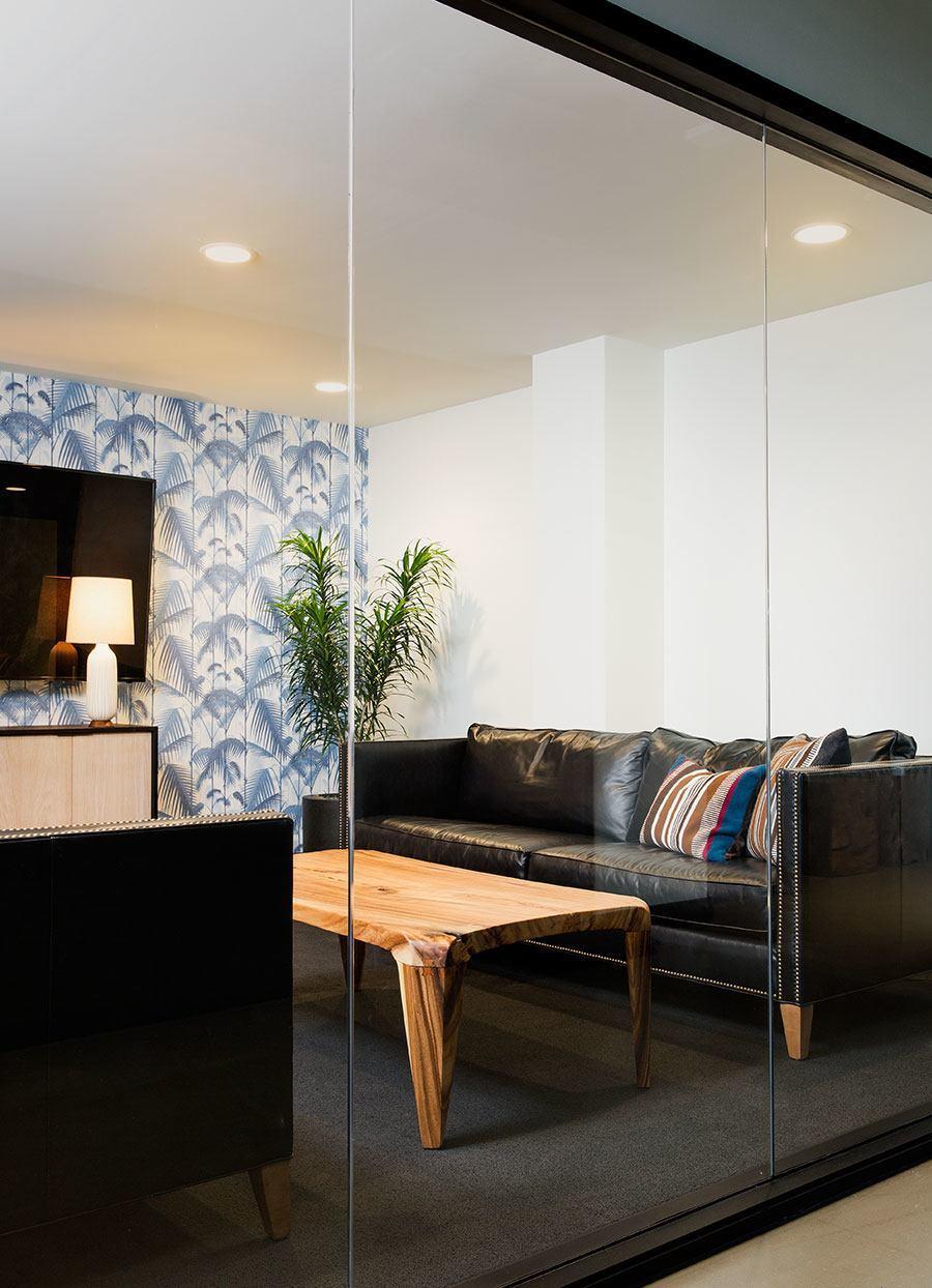 custom kitchen booth cabinets design software a peek inside looker's santa cruz office - officelovin'