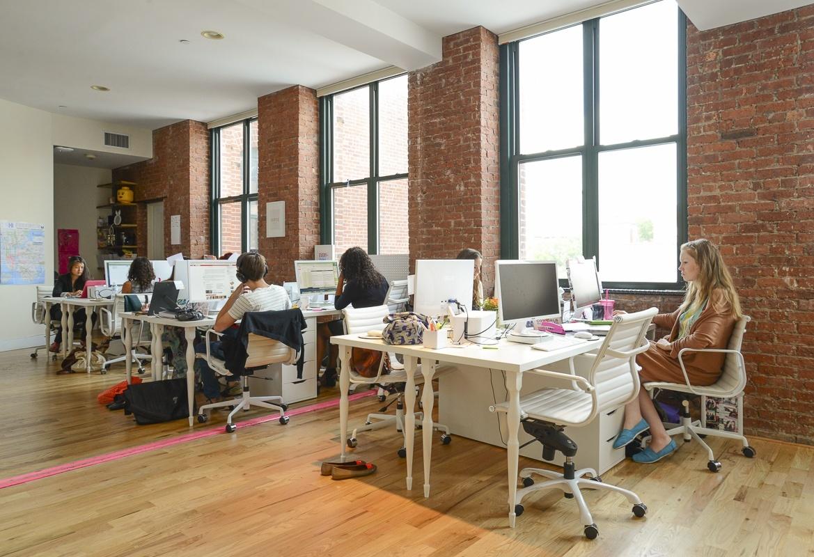 A Peek Inside Small Girls PRs New York City Office