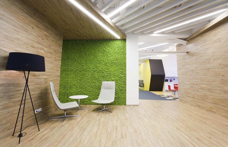 A Peek Inside Yandexs New Saint Petersburg Office