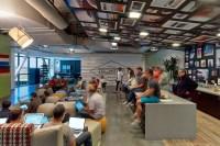 Take a Tour of Googles Chic Irvine Office - Officelovin'