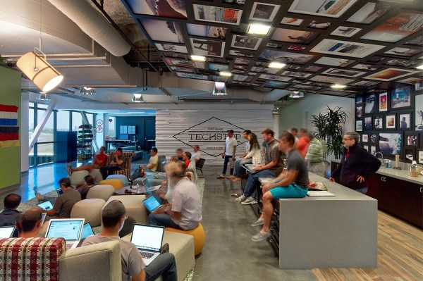 Google Headquarters Office