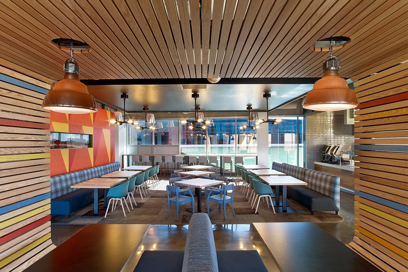 Take a Tour of Googles Chic Irvine Office  Officelovin