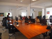 Exclusive Mapbox Office In India