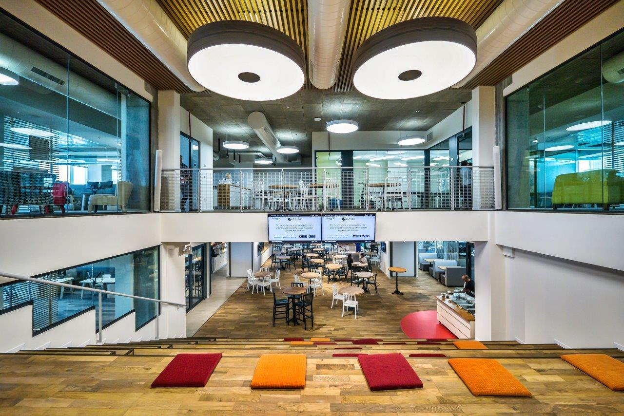An Exclusive Look Inside Perions Elegant Headquarters