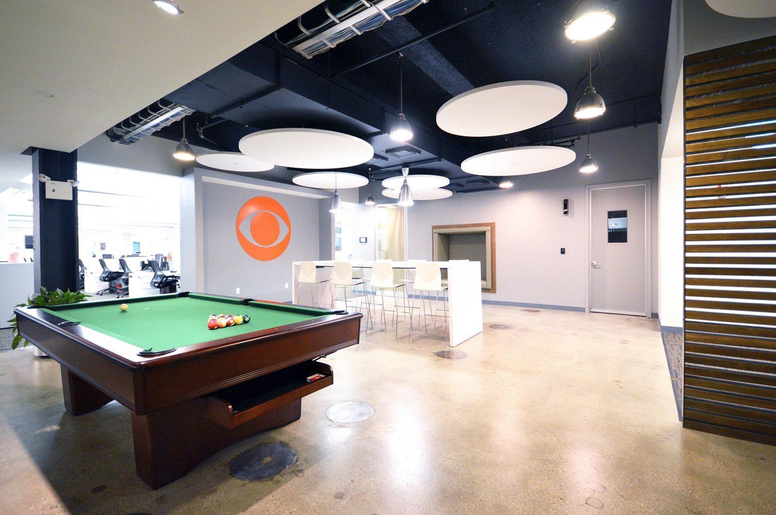 A Look Inside CBS Interactives New York City Office